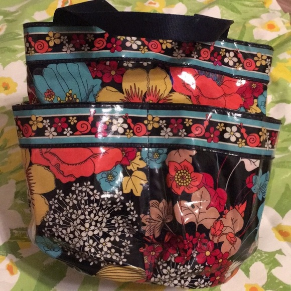 Vera Bradley Bags | Waterproof Shower Caddy | Poshmark